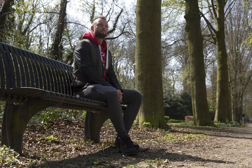 (AP Photo/Peter Dejong). Joey Hoofdman, who, after DNA testing is one of 49 confirmed children of Dutch fertility doctor Jan Karbaat, poses for a portrait in Alkmaar, Netherlands, Monday, April 15, 2019. Karbaat, who died in 2017, used his own sperm to...