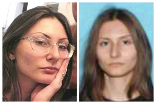 (Jefferson County Sheriff's Office via AP). This combination of undated photos released by the Jefferson County, Colo., Sheriff's Office on Tuesday, April 16, 2019 shows Sol Pais. On Tuesday authorities said they are looking pais, suspected of making t...