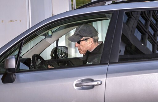 (AP Photo/J. Scott Applewhite). Special counsel Robert Mueller arrives at his office in Washington, Wednesday, April 17, 2019, as his redacted report on Russian interference in the 2016 election is expected to be released publicly on Thursday. Attorney...