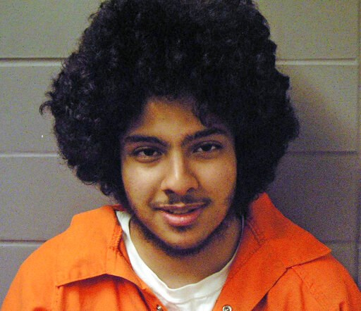(U.S. Marshals office via AP, File). FILE - This undated file photo provided by the U.S. Marshals office shows Chicago terrorism suspect Adel Daoud. Judge Sharon Johnson Coleman handed Adel Daouda 16-year prison sentence for trying to kill hundreds of ...
