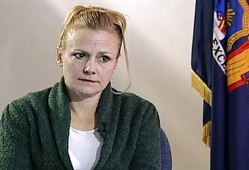 (WMUR Television via AP, File). FILE - In this 2010 file image from video courtesy of WMUR television of Manchester, N.H., Pamela Smart is shown during an interview at the corrections facility in Bedford Hills, N.Y. Smart is again asking for a chance a...