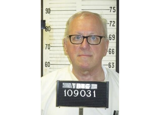 (Tennessee Department of Corrections via AP, File). FILE - This undated file image released by the Tennessee Department of Correction shows death row inmate Don Johnson. Pressure from religious leaders for Tennessee's governor to grant mercy to the dea...
