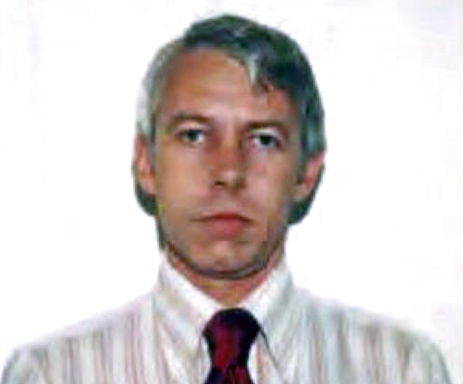 (Ohio State University via AP, File). FILE – This undated file photo shows a photo of Dr. Richard Strauss, an Ohio State University team doctor employed by the school from 1978 until his 1998 retirement. Investigators say over 100 male students were se...
