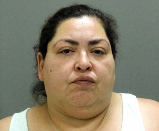 (Chicago Police Department via AP). This booking photo provided by the Chicago Police Department, Thursday, May 16, 2019, shows Clarisa Figueroa, who is charged in the death of 19-year-old expectant mother Marlen Ochoa-Lopez. First-degree murder charge...