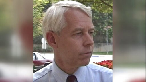 (WBNS-TV via AP). This 1992 image made from video provided by WBNS-TV, shows Dr. Richard Strauss. A report released on Friday, May 17, 2017, found that the now-dead Ohio State team doctor sexually abused at least 177 male students from the 1970s throug...