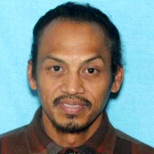 (Idaho State Police via AP). This undated booking photo provided by the Idaho State Police shows Jonathan Llana.  A search was underway Thursday, May 23, 2019, in southern Idaho for Llana, suspected of shooting and killing a motorist on a Utah highway,...
