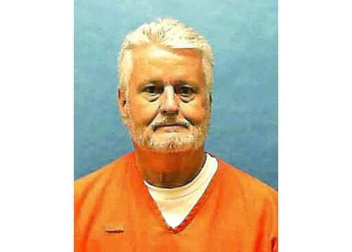 (Florida Department of Law Enforcement via AP). This updated photo made available by the Florida Department of Law Enforcement shows Bobby Joe Long in custody. Long, is scheduled to be executed Thursday, May 23, 2019, for killing 10 women during eight ...