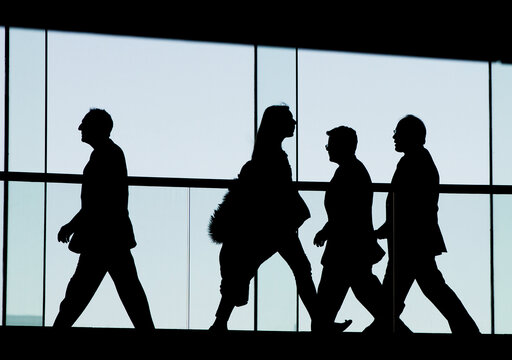 (AP Photo/Matt Rourk, File). FILE - In this Tuesday, Jan. 5, 2016, file photo, people walk at the National Constitution Center in Philadelphia. Americans generally do not have enough saved for retirement and Congress is considering a number of measures...