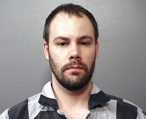 (Macon County Sheriff's Office via AP, File). FILE - This photo provided by the Macon County Sheriff's Office in Decatur, Ill., shows Brendt Christensen. Jury selection starts Monday, June 3, 2019 in Peoria, Ill., for the federal trial of Christensen i...