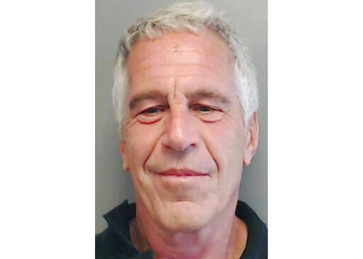 (Florida Department of Law Enforcement via AP, File). FILE - This July 25, 2013, file image provided by the Florida Department of Law Enforcement shows financier Jeffrey Epstein. Officials say the FBI and U.S. Inspector General's office will investigat...