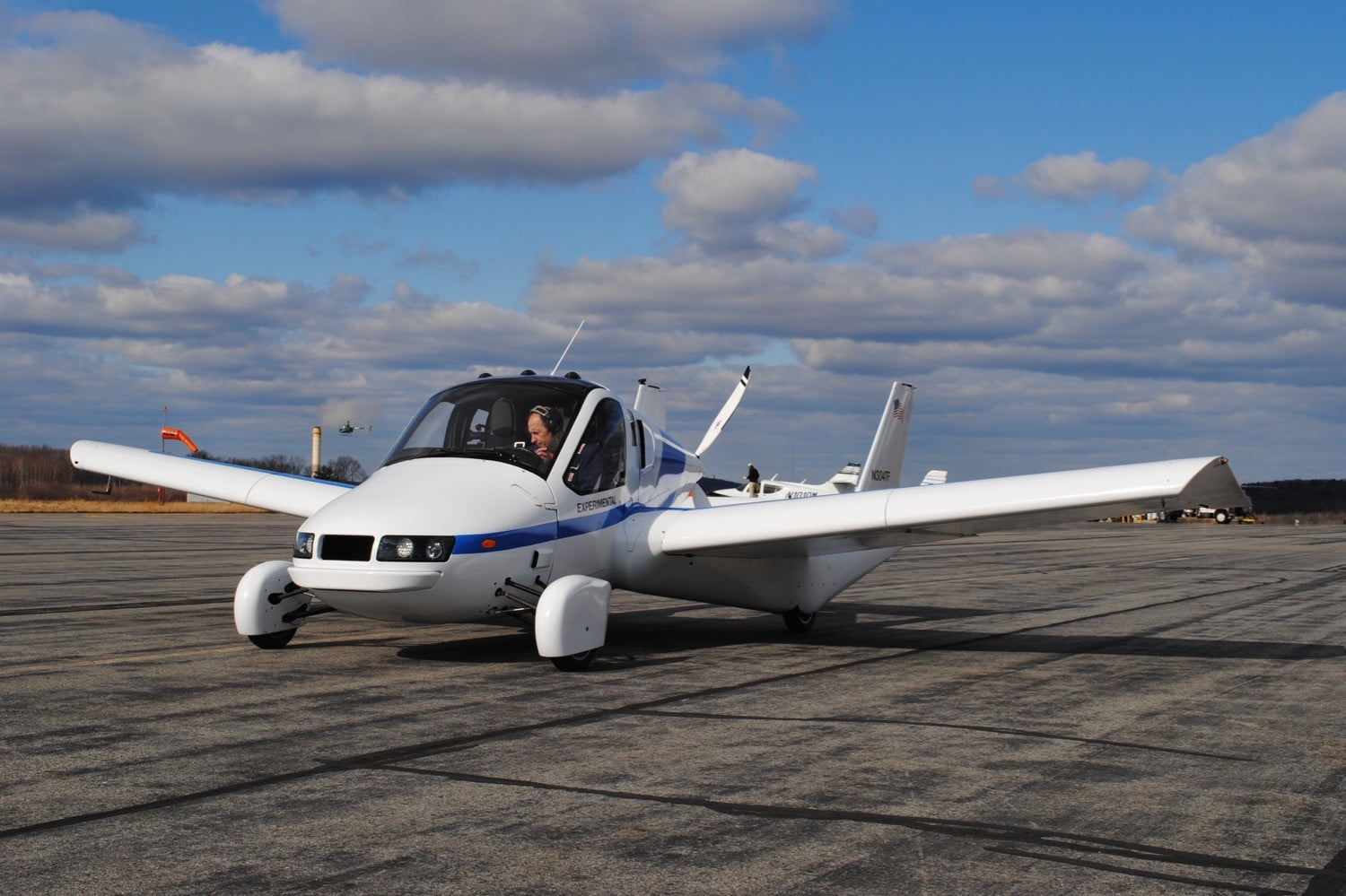 Transition Flying Car For Sale